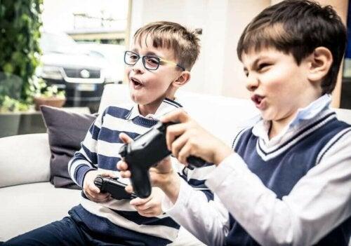 Çocukluk Döneminde Şiddet İçeren Video Oyunları