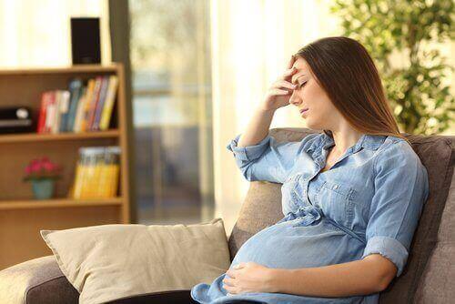 hamile kadın
