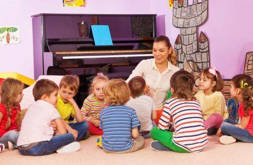 Hikaye Anlatıcılarının Çocuklar İçin Faydaları
