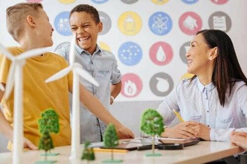 Çocuklara Çevreye Duyarlı Olmayı Öğretmek