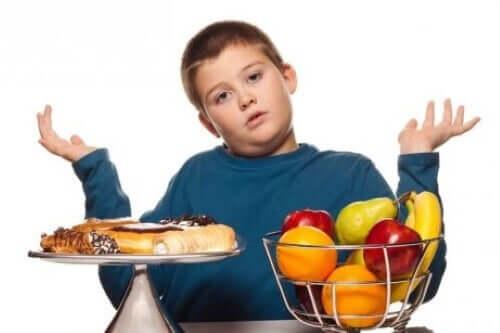 Çocukluk obezitesindeki artış