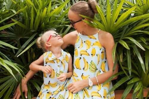 Yeni Trend: Çocuklarınızla Uyumlu Kıyafetler Giymek