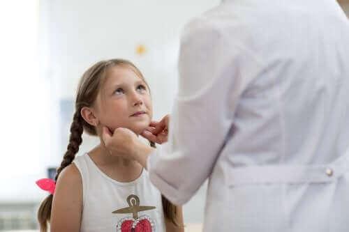 Çocuklarda Şişmiş Lenf Bezlerinin Nedenleri