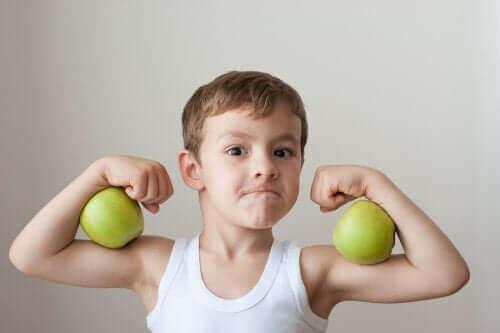 Çocuk Sporcular İçin Yeterli Beslenme Kılavuzu