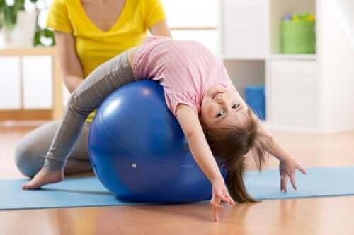 Çocuklar İçin Pilatesin Faydaları