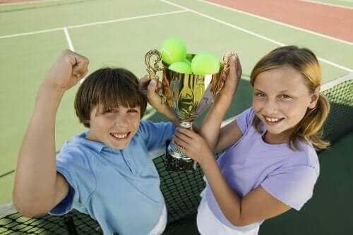 Spor ve Öz Saygı Arasındaki İlişki
