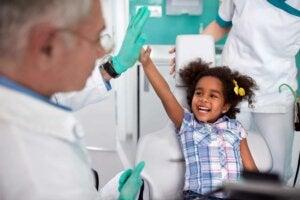 diş hekimi ve çocuk