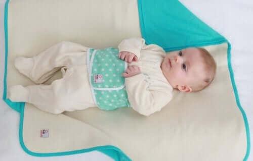 Kusi Wawa Yöntemi: Bebeklerde Koliği Yatıştırmak